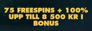 Spela med gratis, no deposit free spins hos Bethard casino.