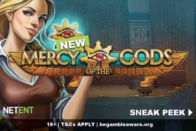 netent mercy of the gods slot